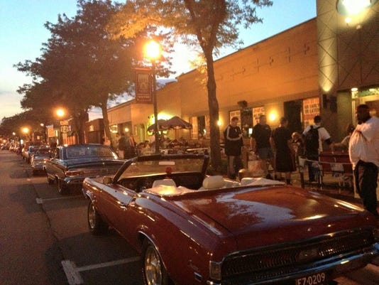 WSD wayne car cruise