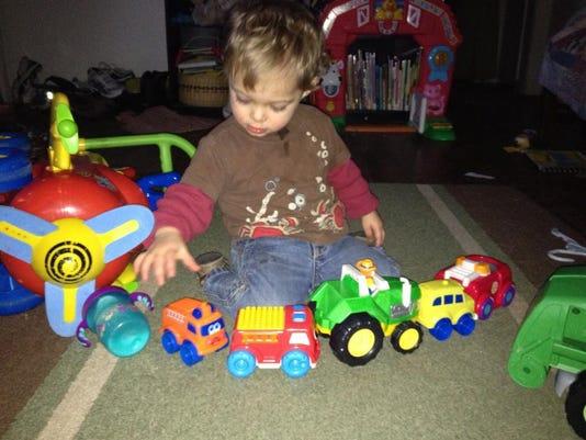 cars as trains