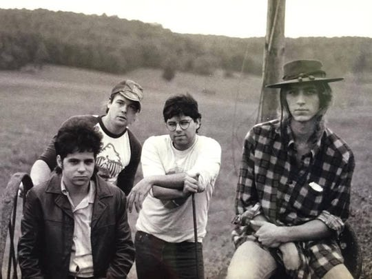 All of the original members of the legendary Tallahassee band The Casual T's are getting back together for a reunion show on Friday night at The Side Bar Theatre.