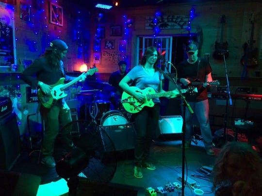 Far Out West perform 8 p.m. Dec. 9 at Venti's Cafe + Basement Bar, where minors are welcome until 8 p.m.