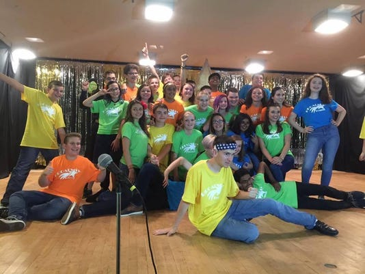 Broadway Bound Musical Theater Camp