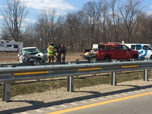 Highway Crash-Michigan