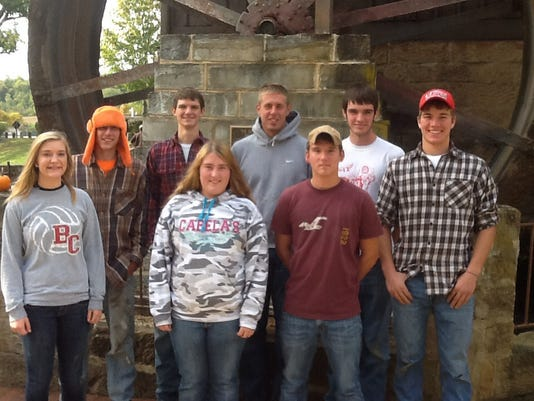 BC FFA State Soil Team.jpg