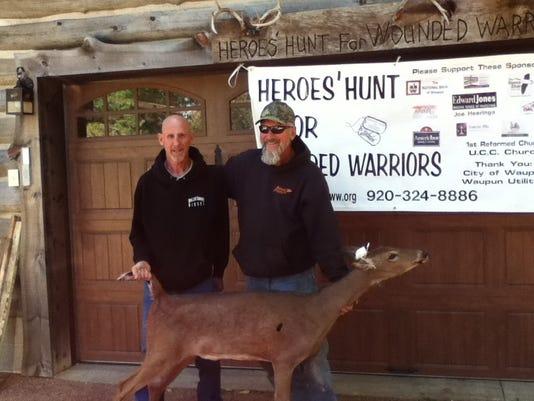Leon got a deer, HHWW 9-13-14.jpg