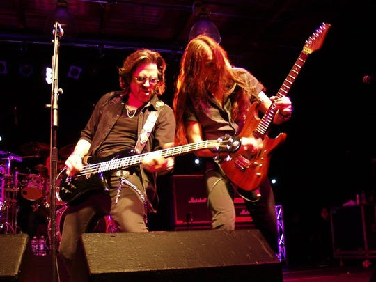 Winger Feb. 1 at Green Bay Distillery: So nice they rocked Green Bay twice in 2014, returning in December to The Watering Hole.