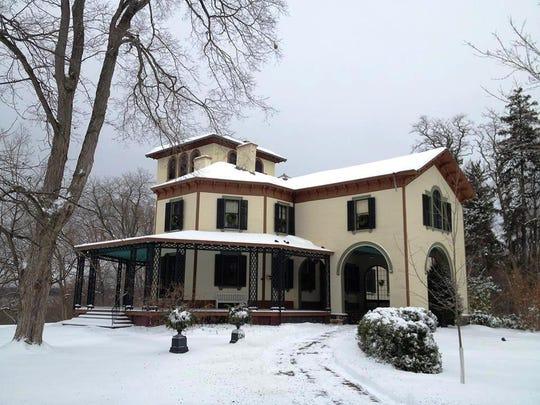 Locust Grove in Poughkeepsie will host thethree-day Hudson Valley Artisan Marketplace, Nov. 29-Dec. 1.