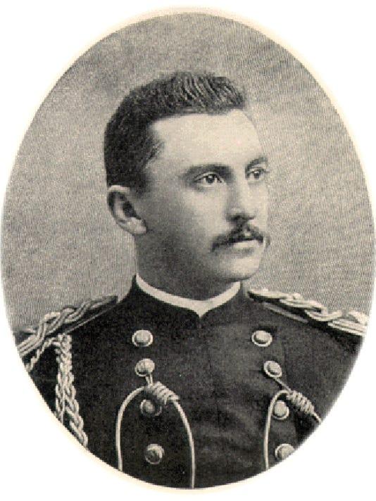 "Captain William Owen ""Buckey"" O'Neill"