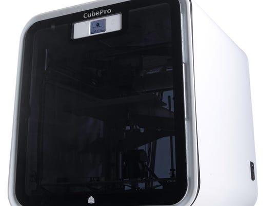 CubePro-3D