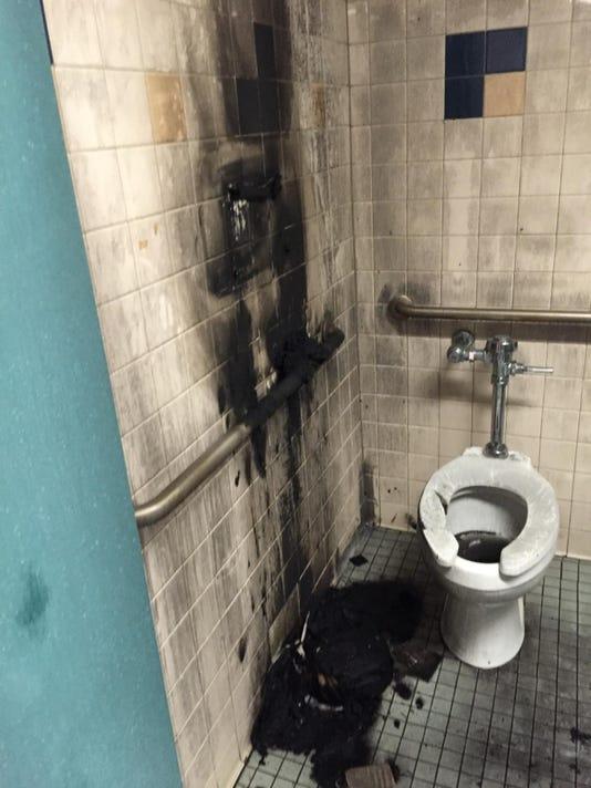 Marcos de Niza High School fire in Tempe