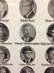 Morris Merriweather school photo