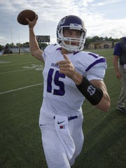 Brownsburg's Hunter Johnson is one of the top-rated QB recruits in the nation.