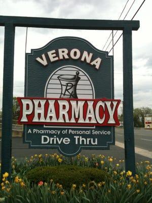 Verona Pharmacy closed this week.
