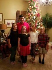 Bob and Joni JOhnson's grandchildren inspired their