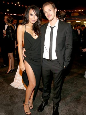 Actors Naya Rivera and Ryan Dorsey were married for just over two years.
