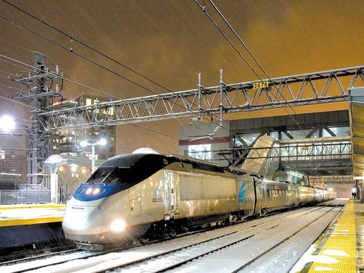 Train acela express location stamford conn fun fact acela offers