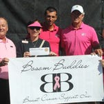 Fiddler's Creek tennis event raises $11,656 for Bosom Buddies