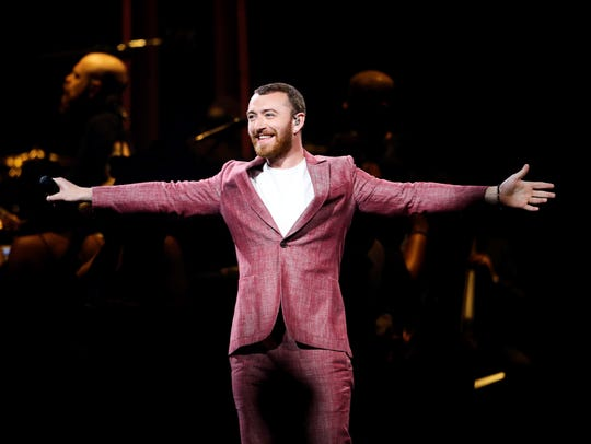 British musicianSam Smith said he identifies as nonbinary and genderqueer in a new interview with actress Jameela Jamil.