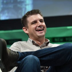 Shyp CEO Kevin Gibbons speaks onstage during TechCrunch Disrupt NY