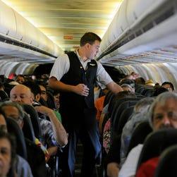FAA: Turbulence injuries jolt twice as many flights in 2016