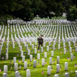 At Arlington cemetery, don't turn away older veterans
