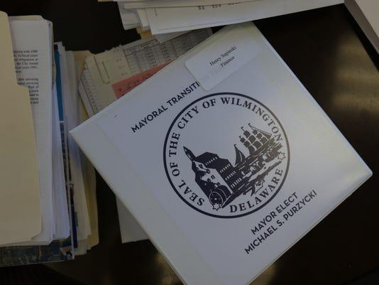 News: Wilmington treasurer