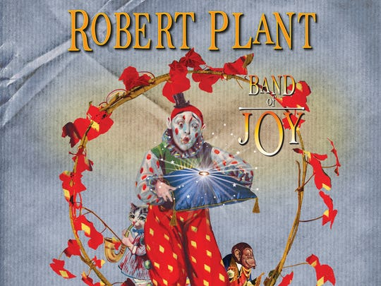 """Band of Joy"" by Robert Plant"