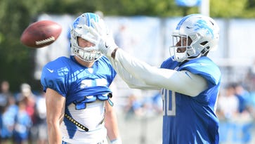 Niyo: Rookie Roberts catching on with Lions