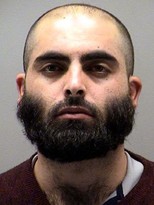Laith Waleed Alebbini, 26, of Dayton, Ohio, was arrested April 26, 2017, as he tried to fly out of Cincinnati/Northern Kentucky International Airport in Hebron, Ky., to Chicago. He is accused of trying ultimately to go to Syria and join the Islamic State.