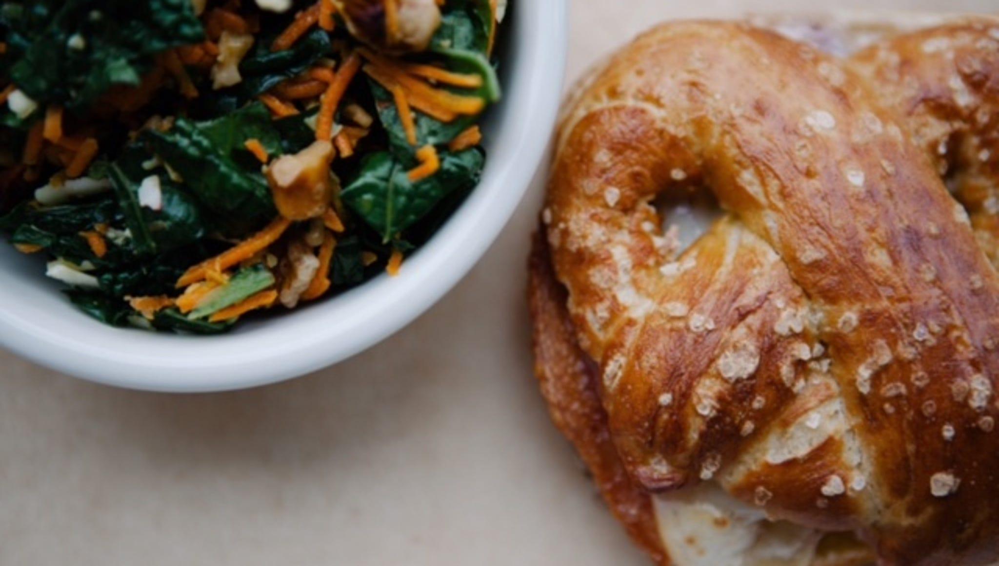 Although compact, San Francisco boasts thousands of world-class restaurants.