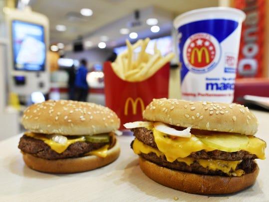 McDonalds Fresh Beef (2)