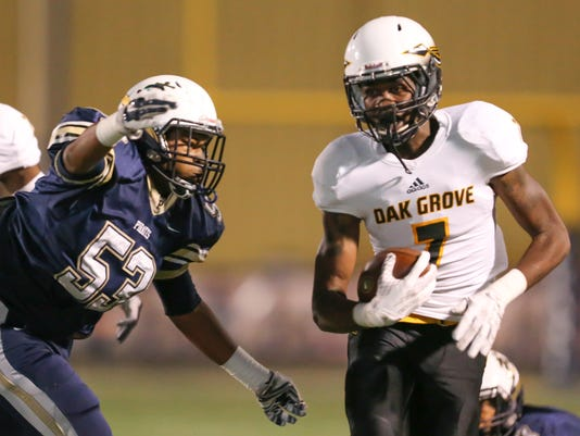 Pearl-Oak Grove Football