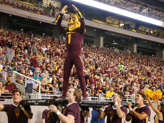 Arizona State University vs. Oregon