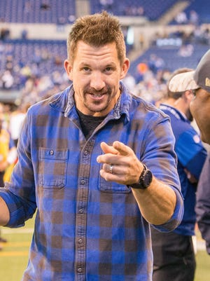 Dallas Clark finished his career with more receptions (427) and receiving touchdowns (46) than any tight end in Colts history.