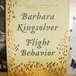 "The St. Cloud Library Adult Book Club will discuss Barbara Kingsolver's ""Flight Behavor"" from 7-8 p.m."