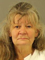 Police have arrested Deborah Leonard in connection