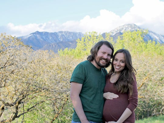 Jared and Sharry Buhanan-Decker enjoyed spending time together in nature.