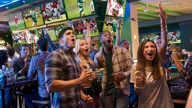 Dave & Buster's, which is opening its first location in New Jerseye next month in Woodbridge, is hiring.