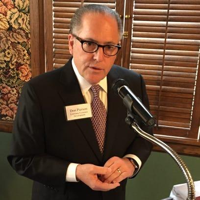 Newly appointed Louisiana Economic Development Secretary