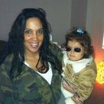 Brenda Leuzzi and daughter, Peyton.