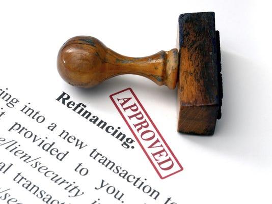 Debt refinance