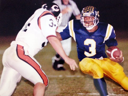 Much like St. Thomas More's 2018 offense, the Carencro Bears' offense of the 1990s was also a highlight reel waiting to happen on any given play, especially when Kevin Faulk carried it.