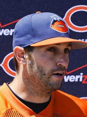Chicago Bears quarterback Jay Cutler played at Vanderbilt from 2002-05.