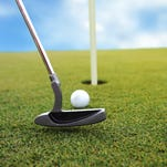 Golf tip: Keeping your eye on the putt