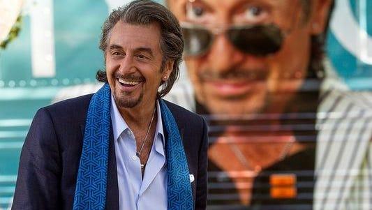 Al Pacino stars as aging rocker Danny Collins.