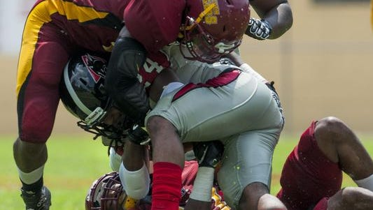 Tuskegee is now No. 16 in the latest AFCA Division II Coaches' poll.