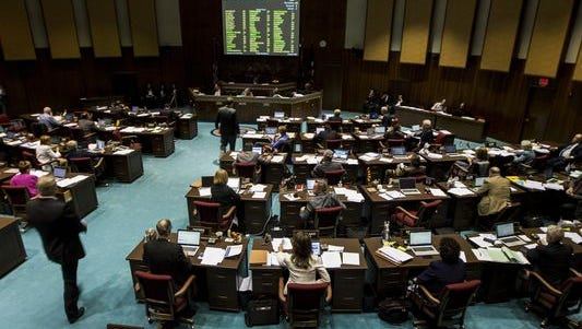 Republicans are adding metal detectors, gun lockers and a security-guard station for the Arizona House of Representatives