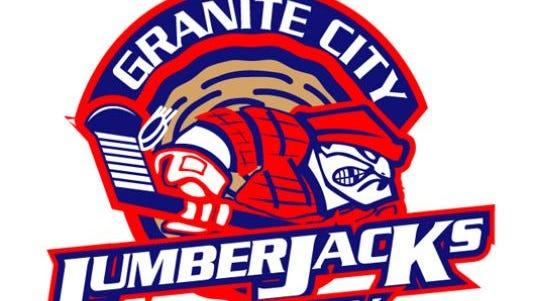 Granite City Lumberjacks logo