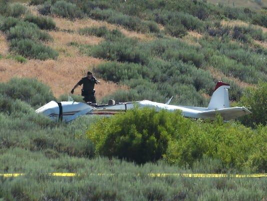 Truckee plane crash