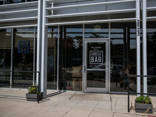 The Cheese Bar, on Thursday, Aug. 24, 2017, in Des