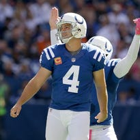 23 seasons strong: Why Colts kicker Adam Vinatieri came back